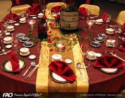 decoration table mariage marocain