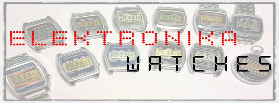 Elektronika Watches