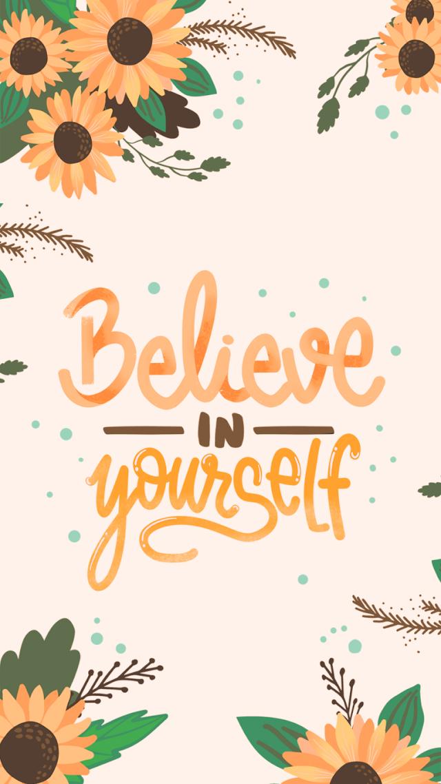 Self Belief: Do You Believe In Yourself ?