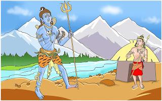 History of Ganesh Birth