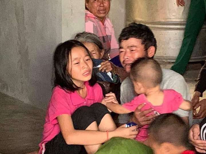 Kỳ Hợp: Đi mò ốc, hai mẹ con nghèo bị đuối nước thương tâm