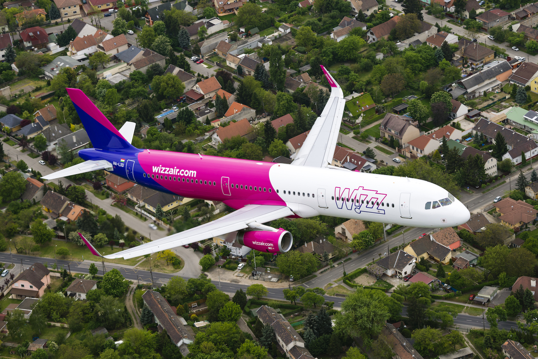 Wizz Air Abu Dhabi announces three new routes to Europe and ME