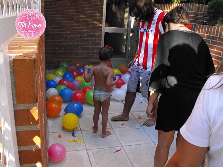 Tía Keko y juegos de verano
