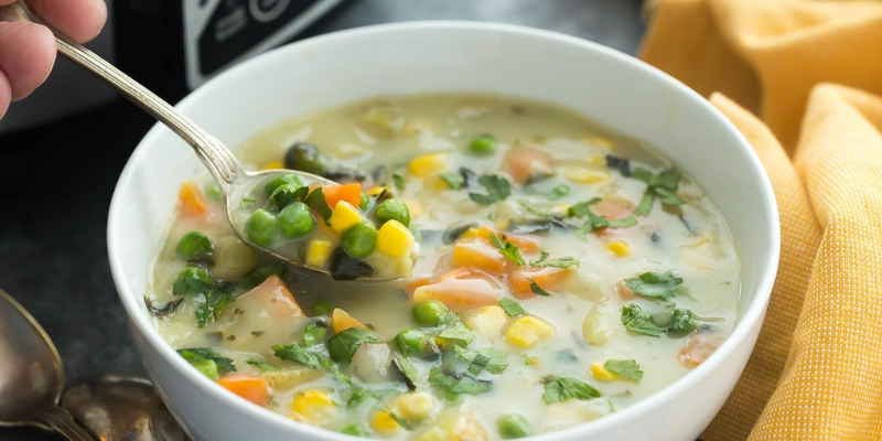 7 Vegetable Soup