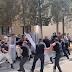 Video: Entrenamiento de policías termina a puñetazos en México.