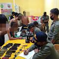 Tenggak Miras  Belasan Pemuda dan Dua Pemudi di Giring  ke Mabes Pol PP Inhil