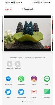 Produk smartphone Realme asal China ini hadir di Indonesia untuk bersaing dengan produk Cara Transfer File Sesama HP Realme Dengan Cepat Menggunakan Realme Share