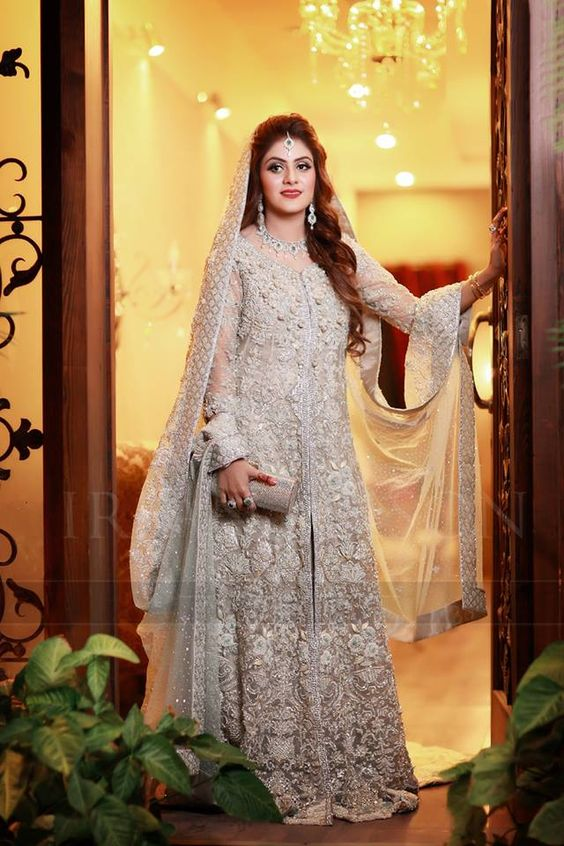 Latest Walima Dresses Designs \u0026 Trends Collection 2018,2019