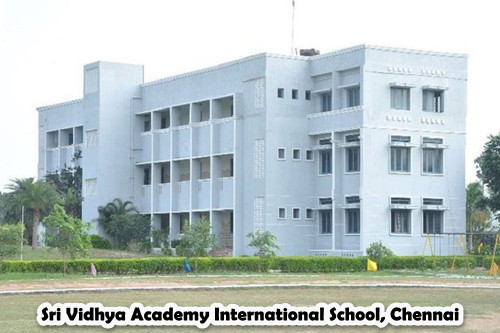 Sri Vidhya Academy International School, Chennai