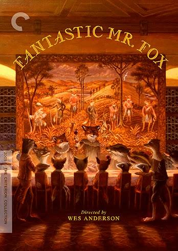 Criterion Confessions The Fantastic Mr Fox 700