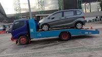 Kirim Mobil Jakarta Bengkulu via truk gendong