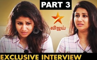 Actress Alya Manasa |Raja Rani Semba Interview