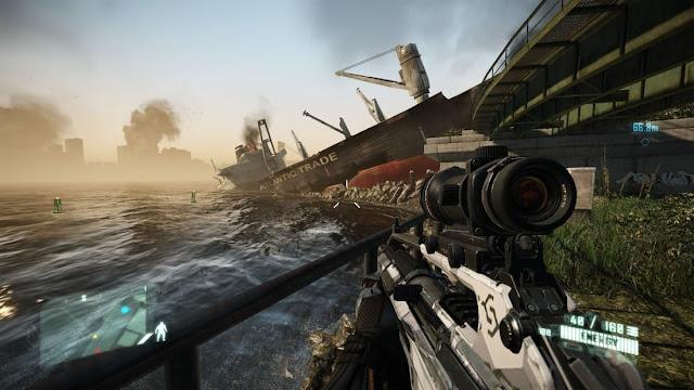 Imagem do Crysis 2
