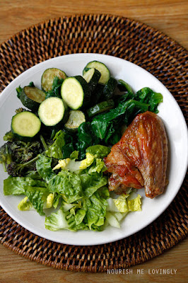 roasted_chicken_wing_with_greens_AIP