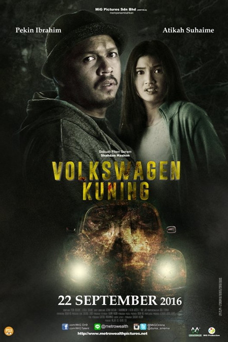 Tonton Volkswagen Kuning Full Movie
