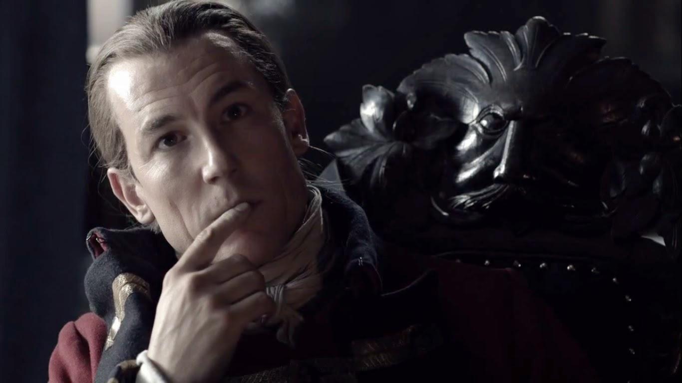 The Silver Chair Movie 2015 Walmart Kids Chairs Jack Randall Desires Jamie In Lallybroch Outlander