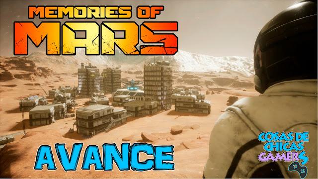 Avance Memories of Mars