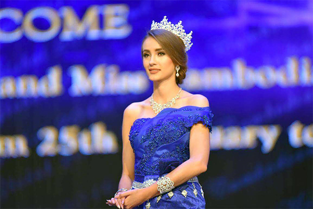 Concert de bienfaisance avec Miss Global 2016 et Miss Khméro-Américains