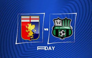 Genoa vs Sassuolo – Highlights