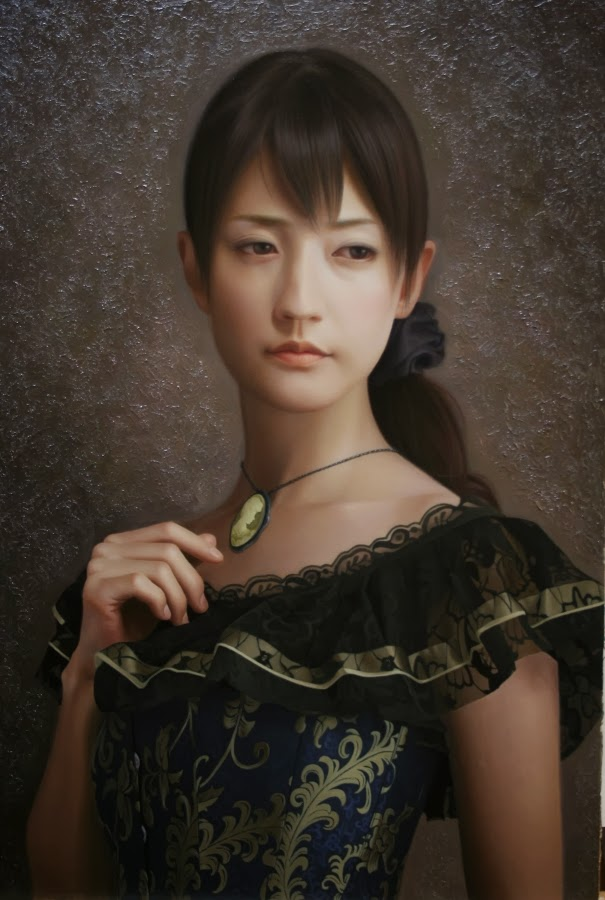Paintings By 岡靖知(Yasutomo Oka)