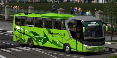 Bus Tami Jaya ANL