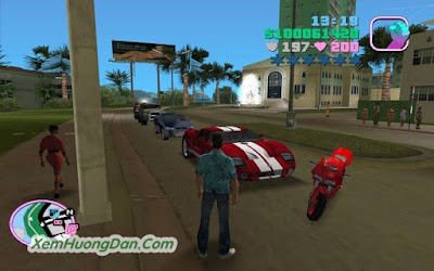Cach tai game gta vice city