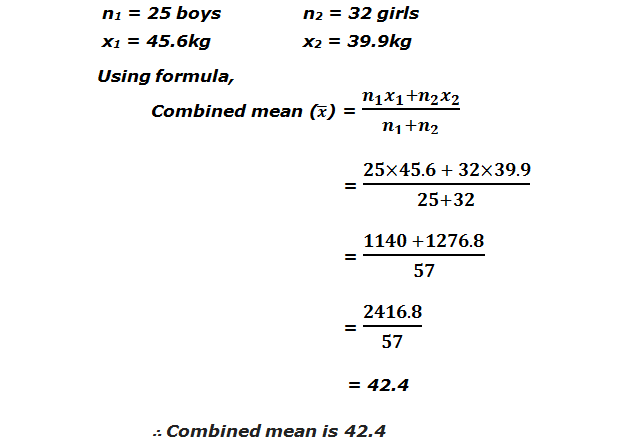 Example 5: Solution