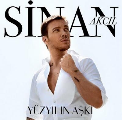 Sinan Akçıl'da yeni albüm Yüzyılın Aşkı