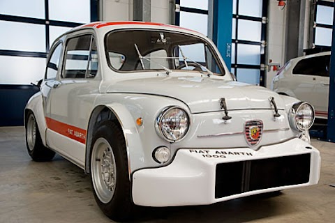 The Fiat Abarth 1000 TCR