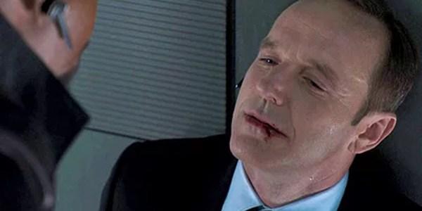 Movie still of Avengers (2012) Coulson death / Clark Gregg