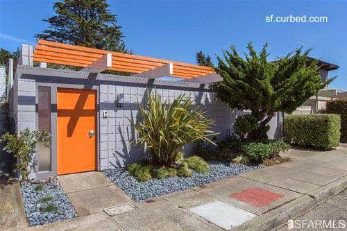 Residencia estilo Mid Century restaurada del año 1964 en San Francisco