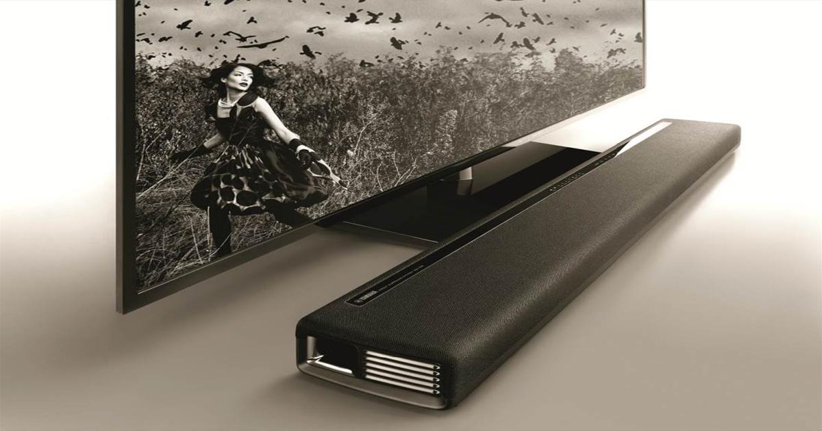 Vì sao nên mua loa soundbar Yamaha cho tivi?