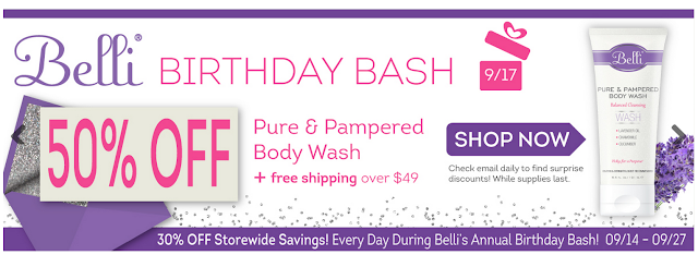belli birthday bash banner 0917