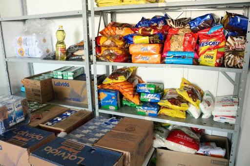 alimentos para situações de emergência