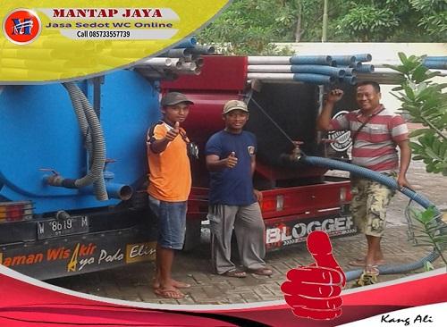 Jasa Sedot WC Kendangsari Surabaya Murah