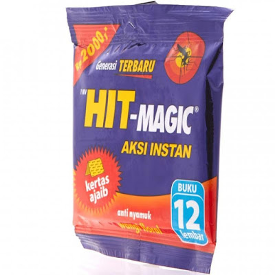 hit obat nyamuk magic