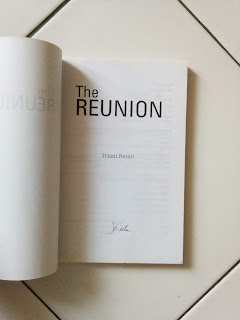 Novel The Reunion Penulis Triani Retno
