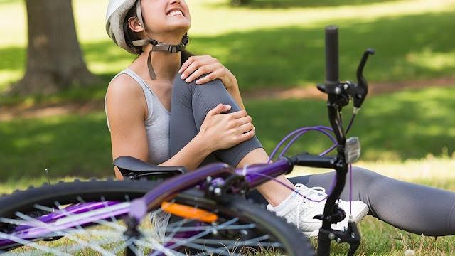 7 Risiko Cedera Yang Mungkin Didapat Dari Bersepeda