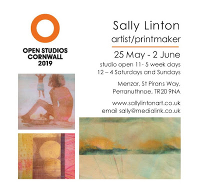 Sally Linton - Open Studios Cornwall 2019