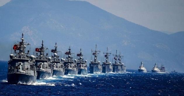 Είναι άραγε η Τουρκία η κυρίαρχη της Μεσογείου;