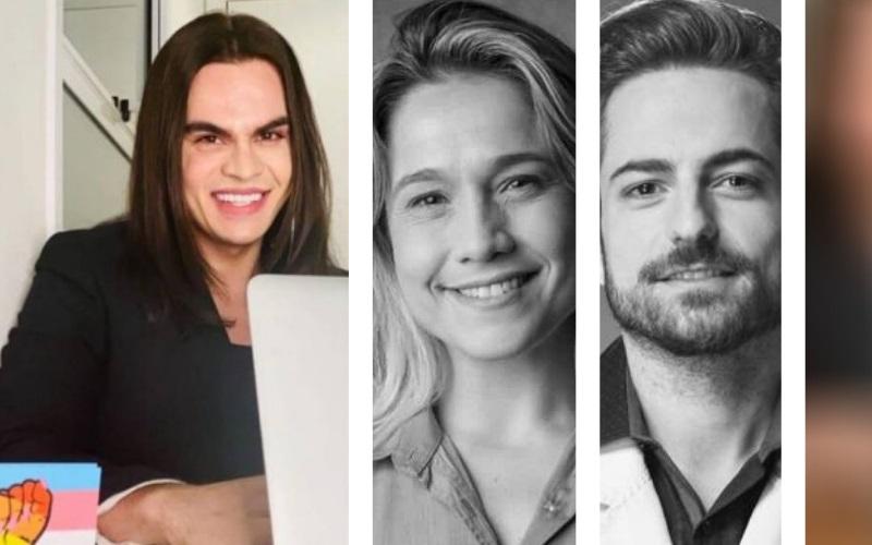 Advogado trans cria 'Kit gay' com apoio de Fernanda Gentil e marido de Paulo Gustavo - Portal Spy