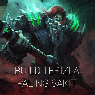 Build Terizla Paling Sakit di Mobile Legends (ML)