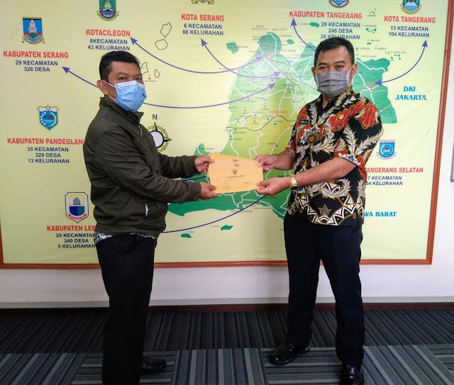 Gubernur Banten Telah Memberikan Cuti Kepada Petahana Di 3 Daerah