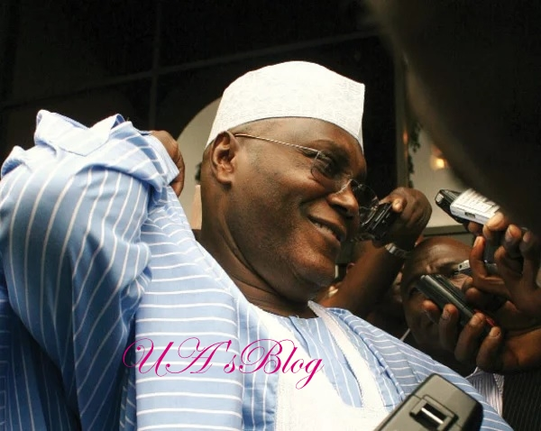 2019: What Atiku told Fayose, PDP members about 'being' courrupt