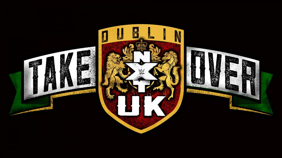 """WWE NXT UK """"Takeover: Dublin"""" é reagendado devido à pandemia de COVID-19"""