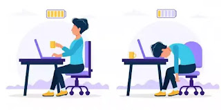Stres Berat Yang Dipicu Oleh Pekerjaan ( Burnout )
