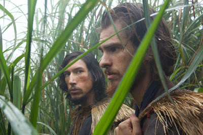 Adam Driver and Andrew Garfield in Silence (2)