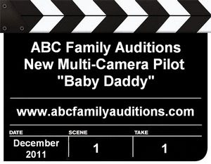 ABC Family Baby Daddy Auditions