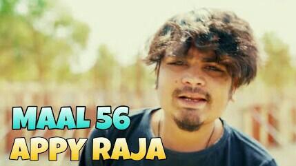 Maal 56 Dj Song - Appy Raja New Cg Rap Dj Song 2019 - DJ A2D REMIX