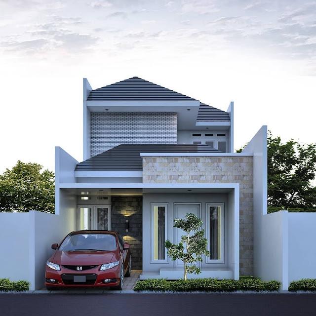 Cara Mendesain Rumah Minimalis 2 Lantai Terbaru 2020